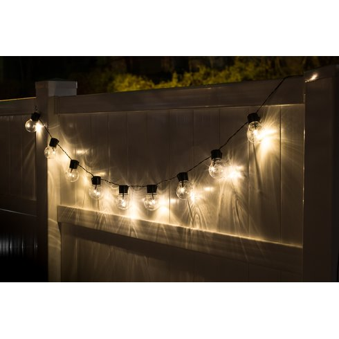 Nitebulbs+Solar+10-Light+Globe+String+Lights
